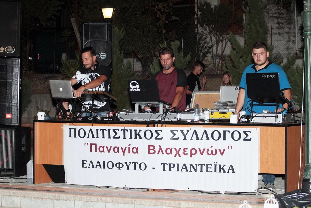 Με μεγάλο κέφι το Πάρτυ Νεολαίας στο Ελαιόφυτο