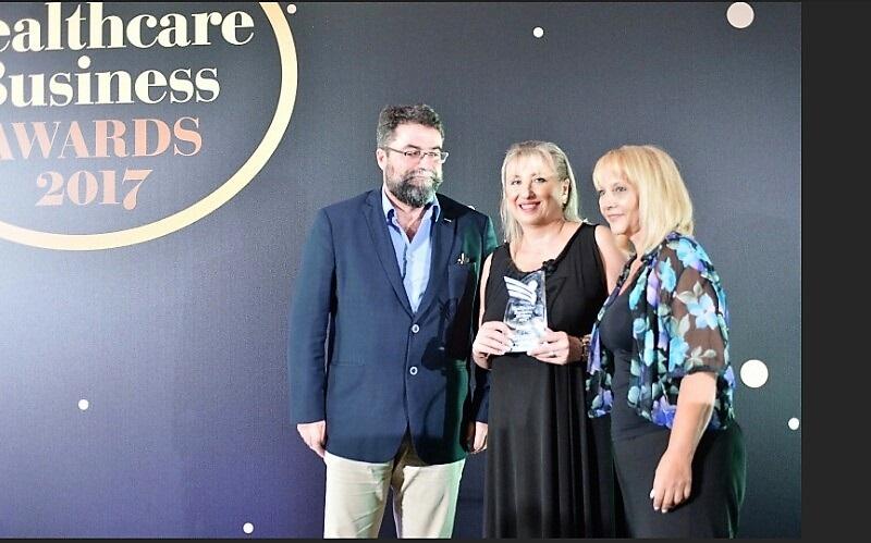 Ασημένια βράβευση για την ΕΕΑΣΚΠ στα Healthcare Business Awards 2017