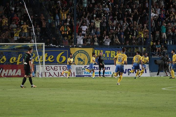 Με Μάζουρεκ 1-0 ο Παναιτωλικός!