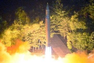Νέο πύραυλο πάνω από την Ιαπωνία εκτόξευσε η Βόρεια Κορέα