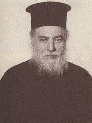 Ο π.Βενέδικτος Πετράκης