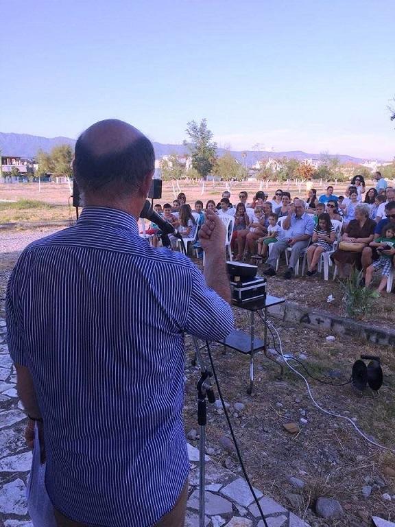 Mεσολόγγι: Ολοκληρώθηκε η Καλοκαιρινή Εκστρατεία Ανάγνωσης της Βαλβείου Δημοτικής Βιβλιοθήκης