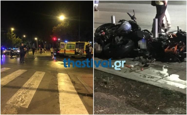 Θεσσαλονίκη: Τρεις νεκροί και μία τραυματίας ύστερα από τροχαίο στο κέντρο της πόλης