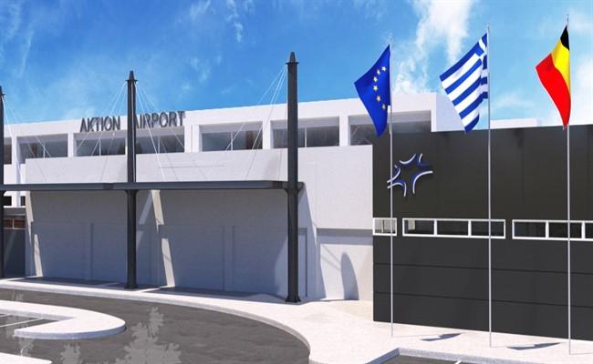 Εγκρίθηκε το master plan για το αεροδρόμιο Ακτίου