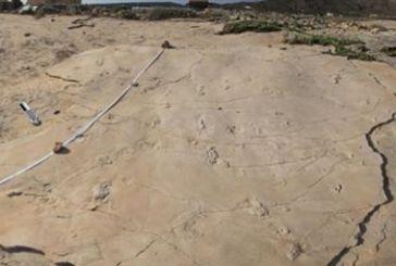 Αποτυπώματα ποδιών στην Κρήτη ανατρέπουν την ιστορία μας