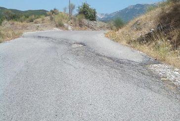 """""""Επικίνδυνος ο δρόμος Σκουτεράς-Σιτομένων"""""""