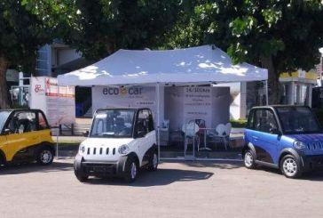 Προς πώληση ηλεκτρικό διθέσιο αυτοκίνητο που παρουσιάστηκε στη ΔΕΘ -Φορτίζει σε 6 ώρες