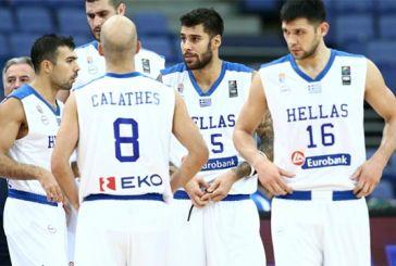 """Προκρίθηκε στους «16"""" η Ελλάδα, 95-77 την Πολωνία"""