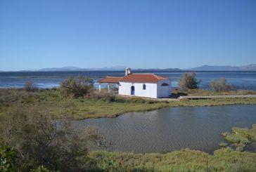 Άγιος Σώζων: Ο προστάτης της Λιμνοθάλασσας Μεσολογγίου και το ιστορικό νησάκι του Βασιλαδιού