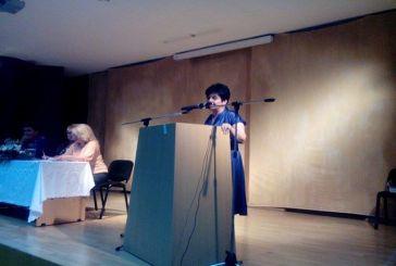 Χαιρετισμός στην τελετή βράβευσης των επιτυχόντων μαθητών Γαβαλούς από την Μαρία Γκουβέλου-Κοντοπάνου