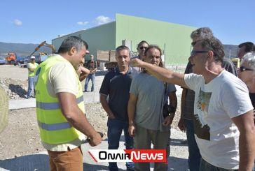 Δυναμική παρέμβαση από κατοίκους στα εργοστάσια βιορευστών στον κάμπο Ευηνοχωρίου (video)