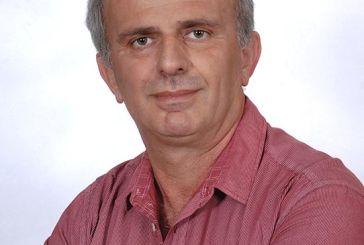 Υποψήφιος πρόεδρος του Επιμελητηρίου Αιτωλοακαρνανίας ο Γιώργος Σωτηρόπουλος