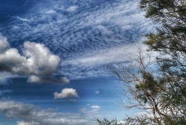 Κανονικές θερμοκρασίες το επόμενο τριήμερο στην Αιτωλοακαρνανία