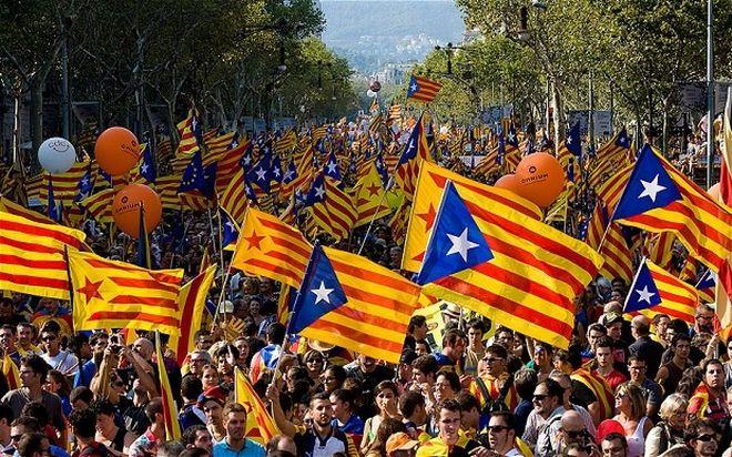 Φόρος Τιμής στην Καταλωνία ;