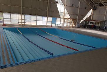 Ξεκινά η λειτουργία του κολυμβητηρίου στο ΔΑΚ Αγρινίου