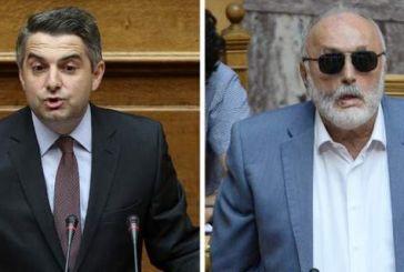 «Γενίτσαρος» και «κατουρημένες ποδιές της Δεξιάς» – Σφάχτηκαν Κωνσταντινόπουλος και Κουρουμπλής