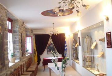Εορτάζει το παρεκκλήσιο της Υψώσεως του Τιμίου Σταυρού στη Γραμματικού Αγρινίου