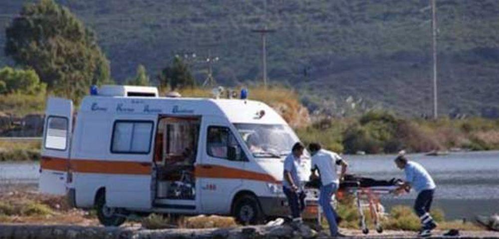 Ναύπακτος: Νεκρός ανασύρθηκε ηλικιωμένος από τη θάλασσα του Γριμπόβου