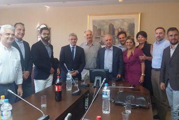 Νέες συναντήσεις Καραγκούνη στη Θεσσαλονίκη κατά τη διάρκεια της ΔΕΘ