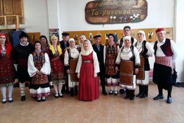 Ξεκινούν οι εγγραφές στον χορευτικό όμιλο Αγρινίου «Τα μανουσάκια»