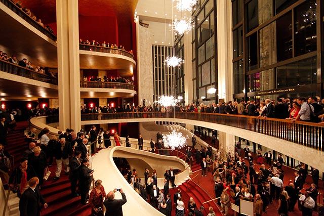 7 Οκτωβρίου η Όπερα  «Νόρμα»  και στο Αγρίνιο live από Νέα Υόρκη