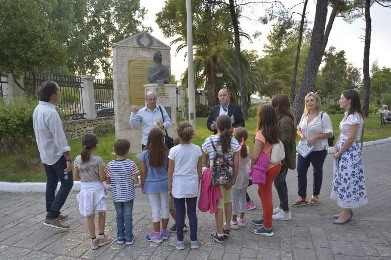 Mεσολόγγι: Δράση ανάγνωσης στον Κήπο των Ηρώων
