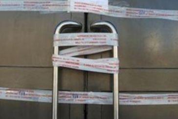 """Αγρίνιο: """"ξεσφράγισαν"""" τα καταστήματα τους…"""