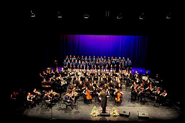 Ακροάσεις της Συμφωνικής Ορχήστρας Νέων Ελλάδας στις 16 Φεβρουαρίου