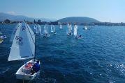 Μεγάλη συμμετοχή στον 6ο Διασυλλογικό Αγώνα Ιστιοπλοΐας στον Αμβρακικό Κόλπο