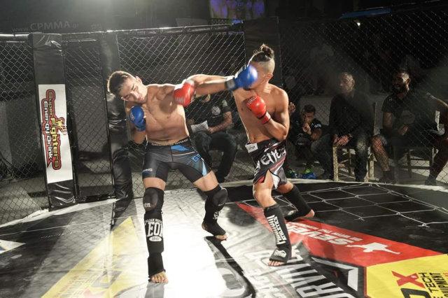 Εντυπωσιακές εμφανίσεις των αθλητών του Ηρακλή Αγρινίου σε αγώνες MMA στην Κόρινθο