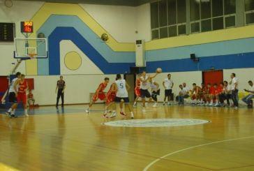 Mεσολόγγι: η Ελλάδα κατέκτησε το τουρνούα μπάσκετ Παμπαίδων