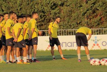 Με 23 ποδοσφαιριστές ο Παναιτωλικός στη Θεσσαλονίκη