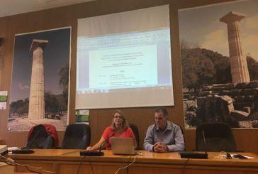 4η συνάντηση της ομάδας εργασίας φορέων Δυτικής Ελλάδας για την ψηφιοποίηση της φυσικής & πολιτιστικής κληρονομιάς