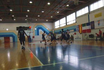 Μεσολόγγι: Νικητές με 57-54 οι Παμπαίδες κόντρα στη Γαλλία στο Τουρνουά Φιλίας