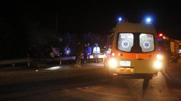 Νεκρός 61χρονος Αγρινιώτης σε τροχαίο στην Κυψέλη
