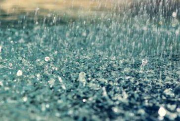 Ισχυρές βροχές στην Αιτωλοακαρνανία από το απόγευμα της Παρασκευής 12/1 μέχρι το βράδυ του Σαββάτου 13/1