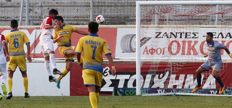 Ξάνθη-Παναιτωλικός 2-0