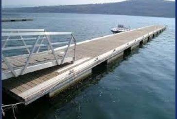 Eγκρίθηκε η πλωτή εξέδρα στο Λιμάνι Ναυπάκτου
