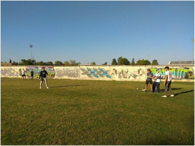 Και μπέιζμπολ στο 5ο Γενικό Λύκειο Αγρινίου για την «Πανελλήνια Ημέρα Σχολικού Αθλητισμού»