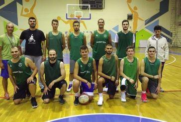 H Γυμναστική Εταιρεία Αγρινίου στη Γ΄ Εθνική μπάσκετ