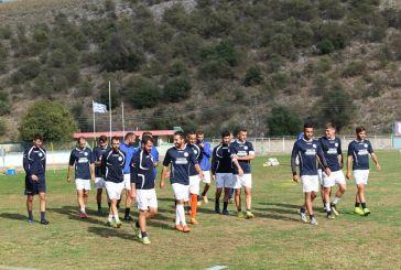 Πανέτοιμος ο Νέος Αμφίλοχος για τον πρώτο εντός έδρας αγώνα
