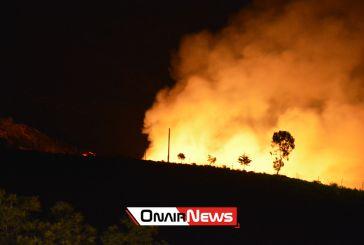 Υπό έλεγχο η πυρκαγιά στο ΧΥΤΑ Μεσολογγίου