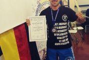 Προκρίθηκε και στο Παγκόσμιο Παγκρατίου ο Νίκος Μπανιάς- Υπερήφανοι δηλώνουν οι αστυνομικοί του Αγρινίου