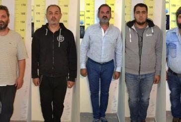 Αυτοί είναι οι επτά συλληφθέντες για την απαγωγή Λεμπιδάκη