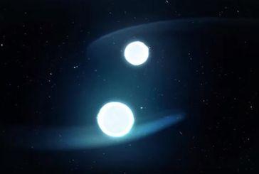 Αλλάζει η αστροφυσική! Ανακαλύφθηκαν τα πρώτα βαρυτικά κύματα από συγχώνευση δύο άστρων νετρονίων