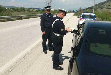 Tριπλή παράβαση του ΚΟΚ από 51χρονο οδηγό που συνελήφθη στο Καινούργιο