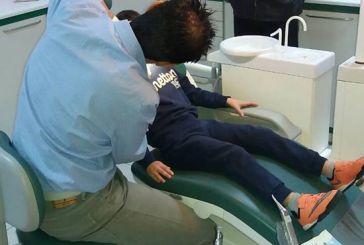 Δωρεάν προληπτικός οδοντιατρικός έλεγχος παιδιών στο Κοινωνικό Οδοντιατρείο Αγρινίου