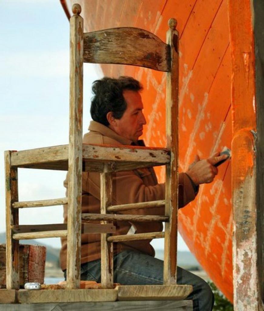 Μεγάλη απώλεια για το Αιτωλικό ο θάνατος του Αντώνη Βλαχόπουλου