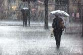 Καιρός: Καταιγίδες και χαλάζι την Παρασκευή