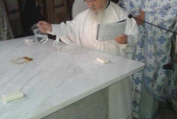 Εγκαίνια Ιερού Ναού Ευαγγελισμού της Θεοτόκου Νεοχωρίου